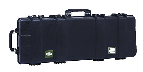 Boyt H-Series Hard Sided Travel Cases, Black