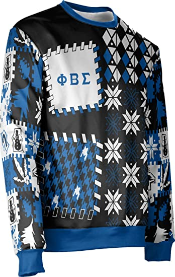 Prosphere Phi Beta Sigma Ugly Holiday Unisex Sweater Tradition At