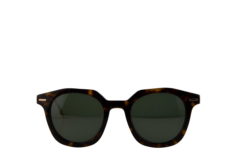 730fcc6d91 Amazon.com  Christian Dior Homme DiorMaster Sunglasses Havana Gold w Green  Lens 47mm 2IKQT Dior Master Dior Master S DiorMaster S  Clothing