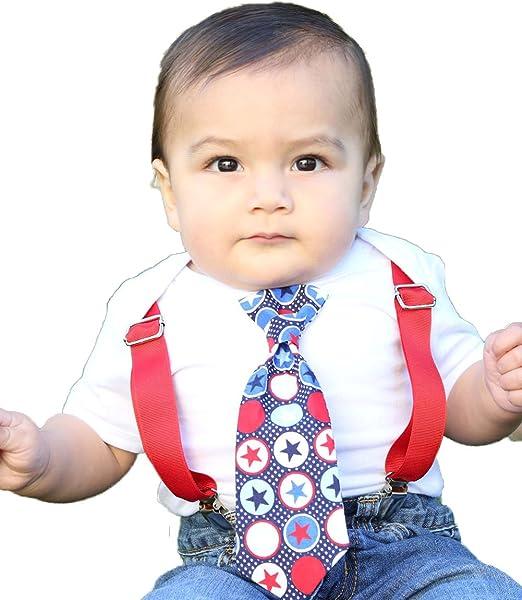 Del boytique Baby Boy de Noé cuarto de Julio de traje con corbata ...