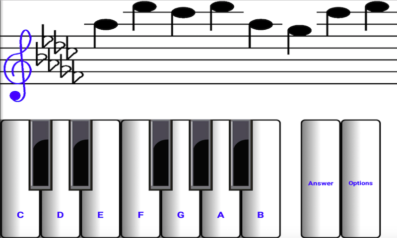 learn sight read music notes 1 solfa appstore for android. Black Bedroom Furniture Sets. Home Design Ideas