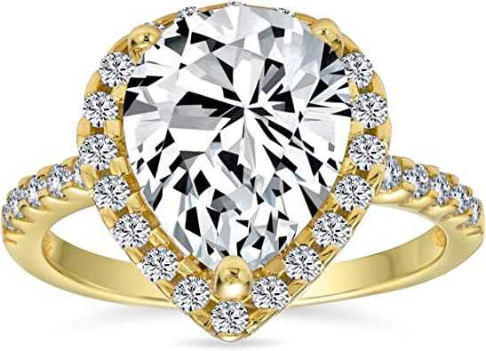 Band For Her Wedding Band Promise Band Solitaire Band Cubic Zirconia Engagement Band Yellow Gold Band CZ Band Gold Ring Yellow Gold