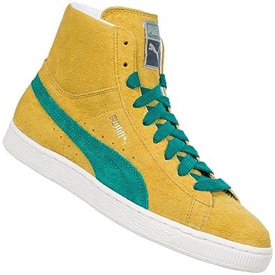 b9dd4538df6c2c Puma Suede Mid Classics 351911 Men s Sportive Sneakers Trainers - Men