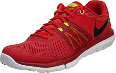 director himno Nacional templado  Amazon.com: Nike Flex 2014 RN MSL Challenge - Zapatillas de running para  hombre, color rojo: Shoes