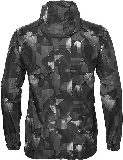 ASICS fuzeX Packable Jacket M. Veste: : Sports et