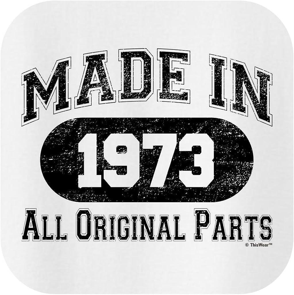Amazon.com: Made in 1973 All Original Parts Birthday ...