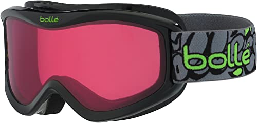 Bolle Volt Snow/Ski Goggles with Ventilated Anti-Fog Double Lens