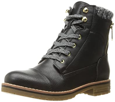 timeless design 2ded3 8b549 Tommy Hilfiger Women's Omar2 Combat Boot