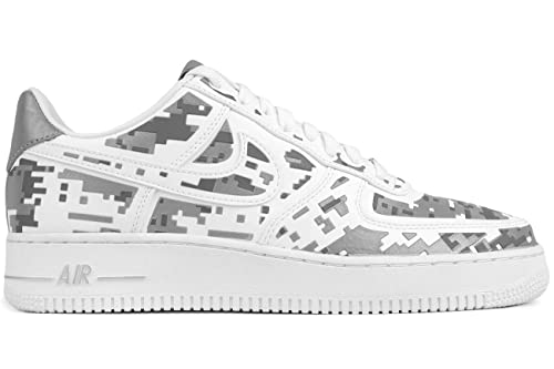 6e1fa136d6c30 Nike Air Force 1 Low Premium '08 QS Digi Camo Mens Basketball Shoes 520505-