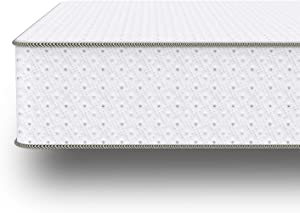 Dourxi Crib Mattress, Toddler Mattress Dual Sided Comfort Memory Foam Mattress with Removable Breathable Cover and Extra Waterproof Protector, Standard Size Crib Mattress for Infant Baby and Toddler