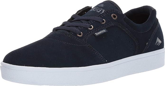 Emerica Figgy Dose Sneakers Herren Marineblau Weiß