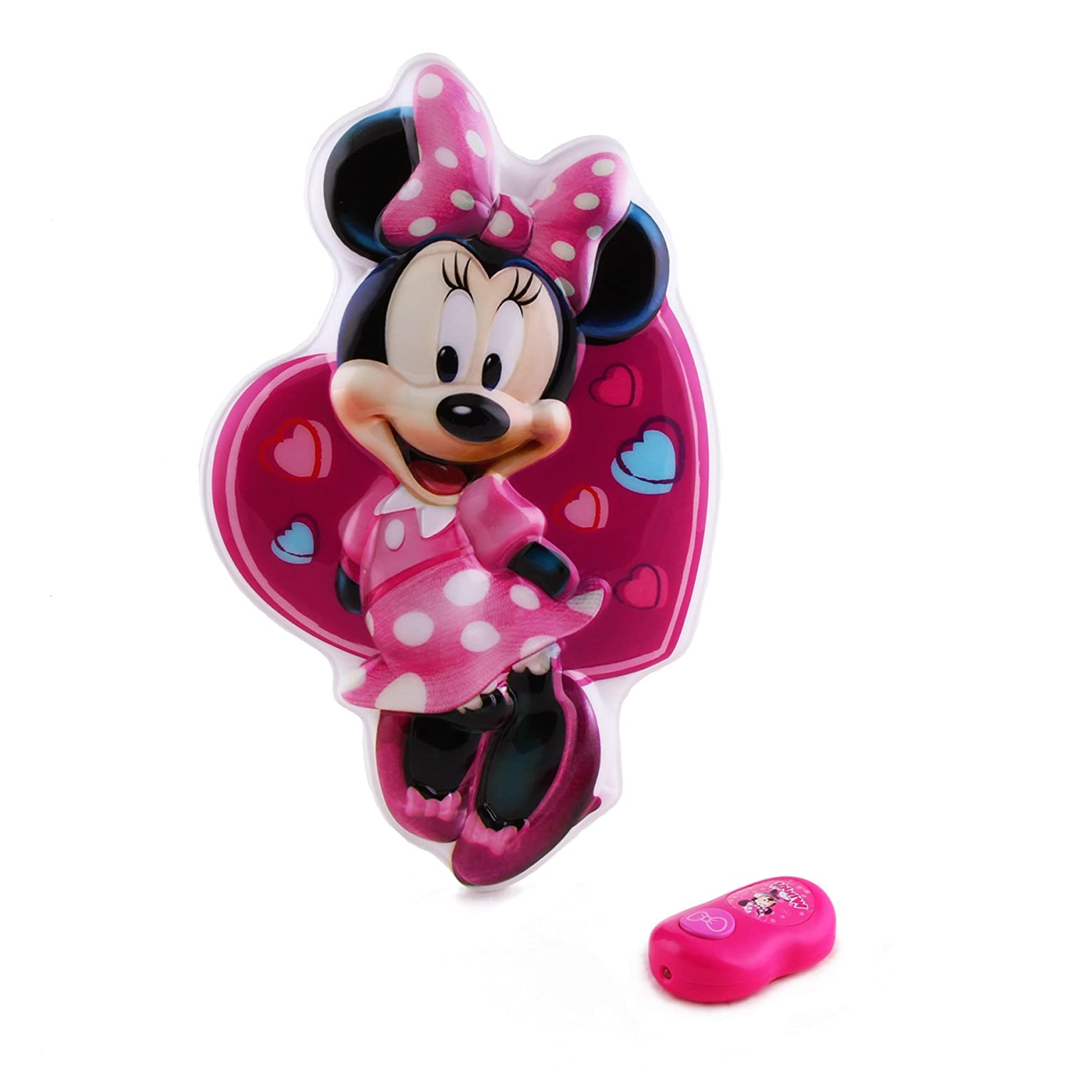 Amazon uncle milton wall friends minnie mouse toys games geotapseo Gallery