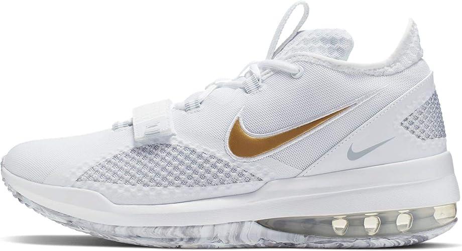 Dedos de los pies Elevado torre  Amazon.com | Nike Air Force Max Low Mens Bv0651-100 | Basketball