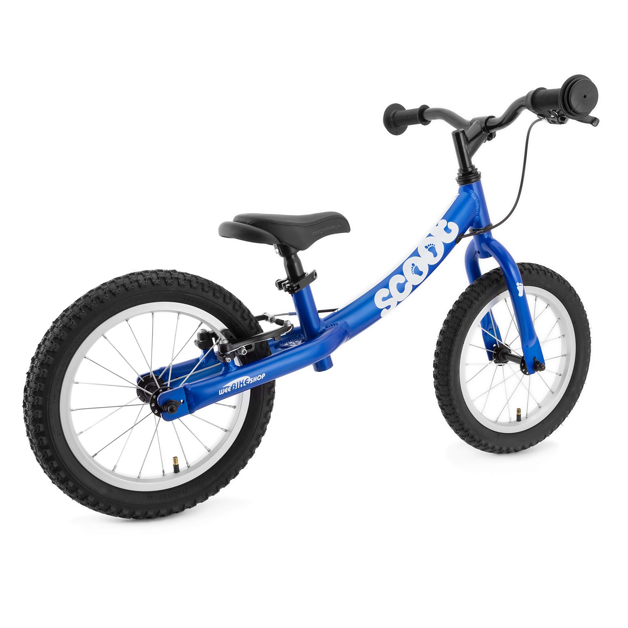 Ridgeback UK 2018 US Edition Scoot XL 14'' Balance Bike in Blue (Age 4-7)