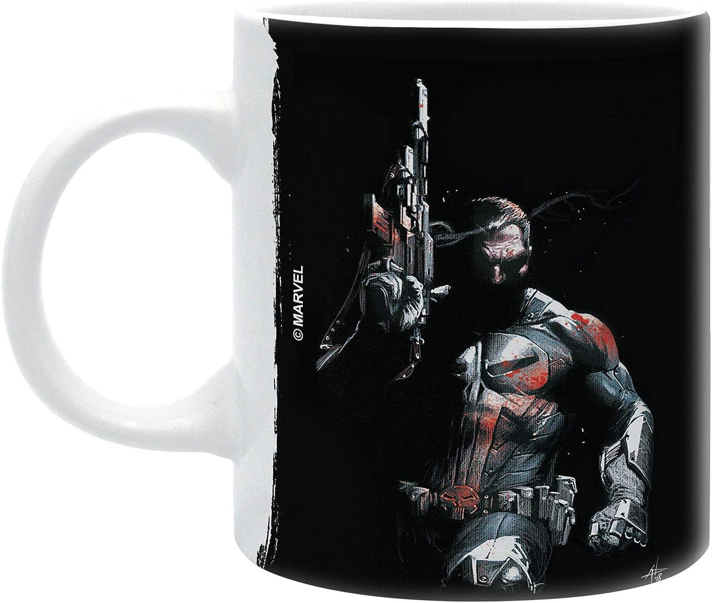 C/éramique 315 ml//11 oz Marvel MG24925 Mug Multicolore