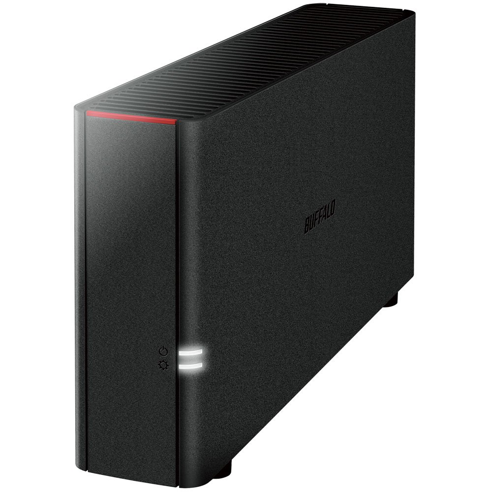 LinkStation 210 2TB Personal Cloud Storage with Hard Drives Included