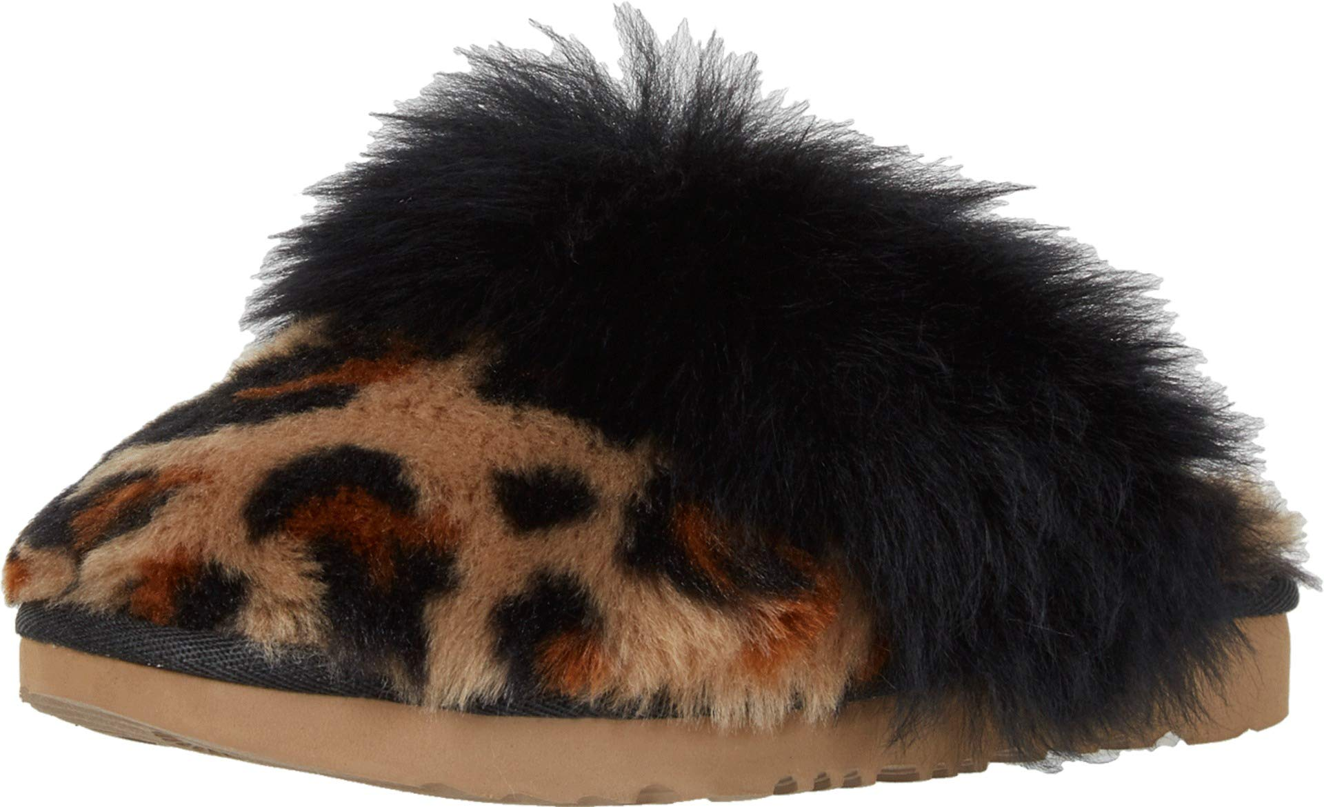 UGG Baby Cozy II Leopard Slipper, Amphora, 10 M US Toddler by UGG
