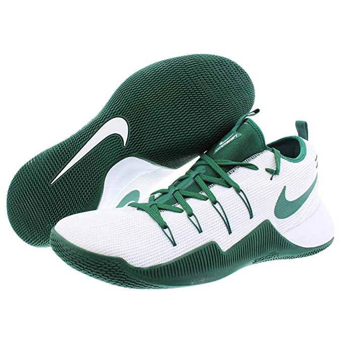bf1c53d5a21 Amazon.com | Nike Hypershift TB Promo Men's Mesh Lace-Up Basketball Shoes  Green Size 18 | Basketball