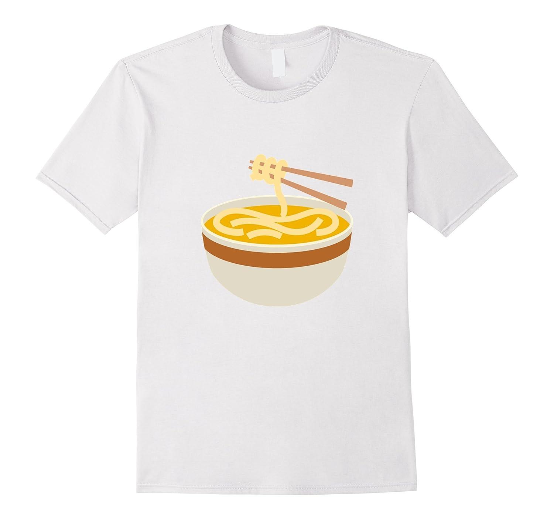 Pasta Emoji T-Shirt Spaghetti Sauce Silverware Plate Dinner-CD