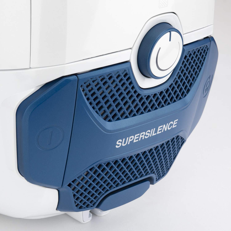 Aspiradora Con Bolsa Potente H.Koenig/_AXO800 Filtro HEPA H12 Clase Energ/ética A Regulador de Potencia Tecnolog/ía Silenciosa 68 dB Capacidad 3L