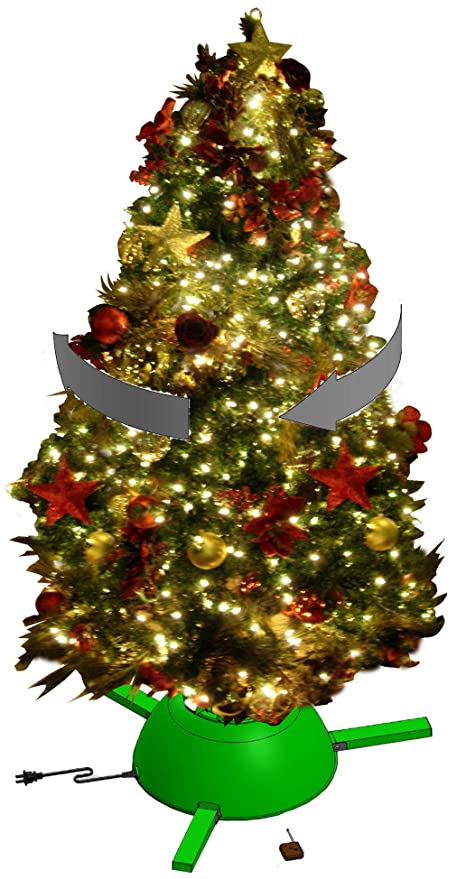 rts r rotating christmas tree stand for live tree