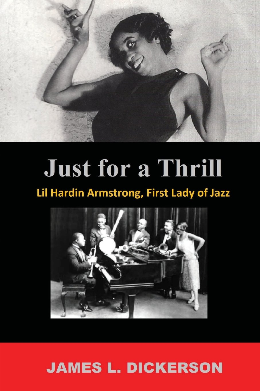 Download Just For a Thrill: Lil Hardin Armstrong, First Lady of Jazz pdf epub
