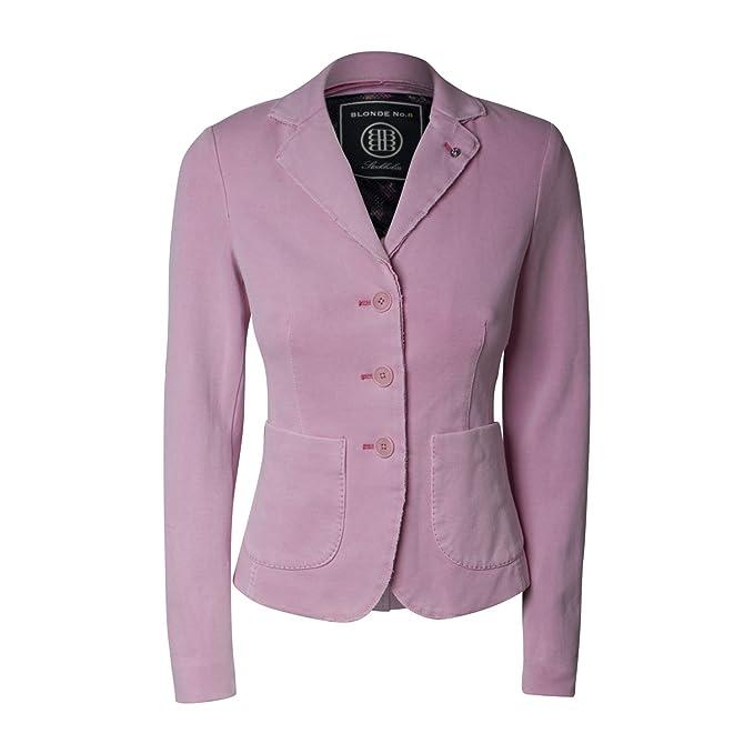 821f13036b Blonde No.8 - Giacca da abito - donna Rosa 44: Amazon.it: Abbigliamento