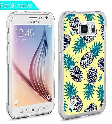 Amazon.com: S6 Active Caso Mandala, Samsung Galaxy S6 Active ...