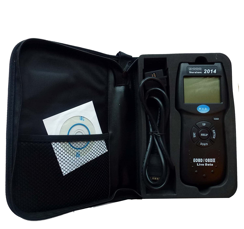 High Quality Car Code Engine Fault Reader D900 CAN SCAN Live PCM Data  Scanner 2014 version 1, OBD OBD2 OBDII - 2014