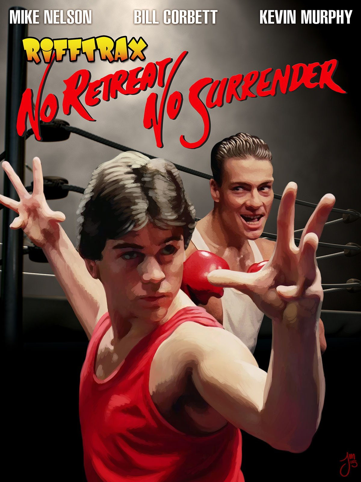 RiffTrax: No Retreat, No Surrender on Amazon Prime Video UK