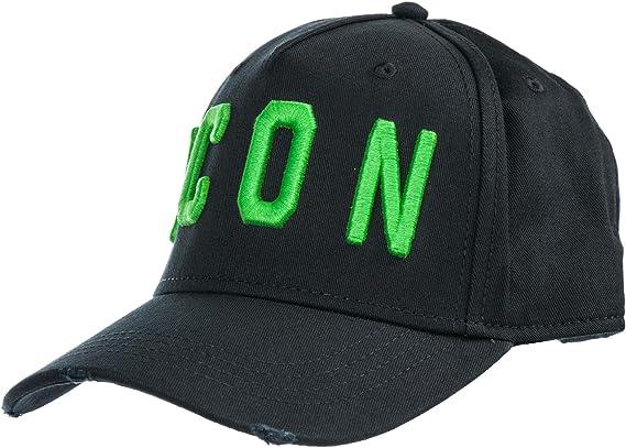 icon cap dsquared green