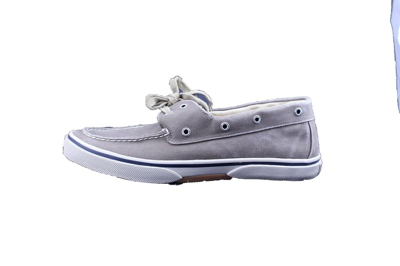 Sperry Zapatillas de Lona Para Hombre Marrón Marrón 11.5