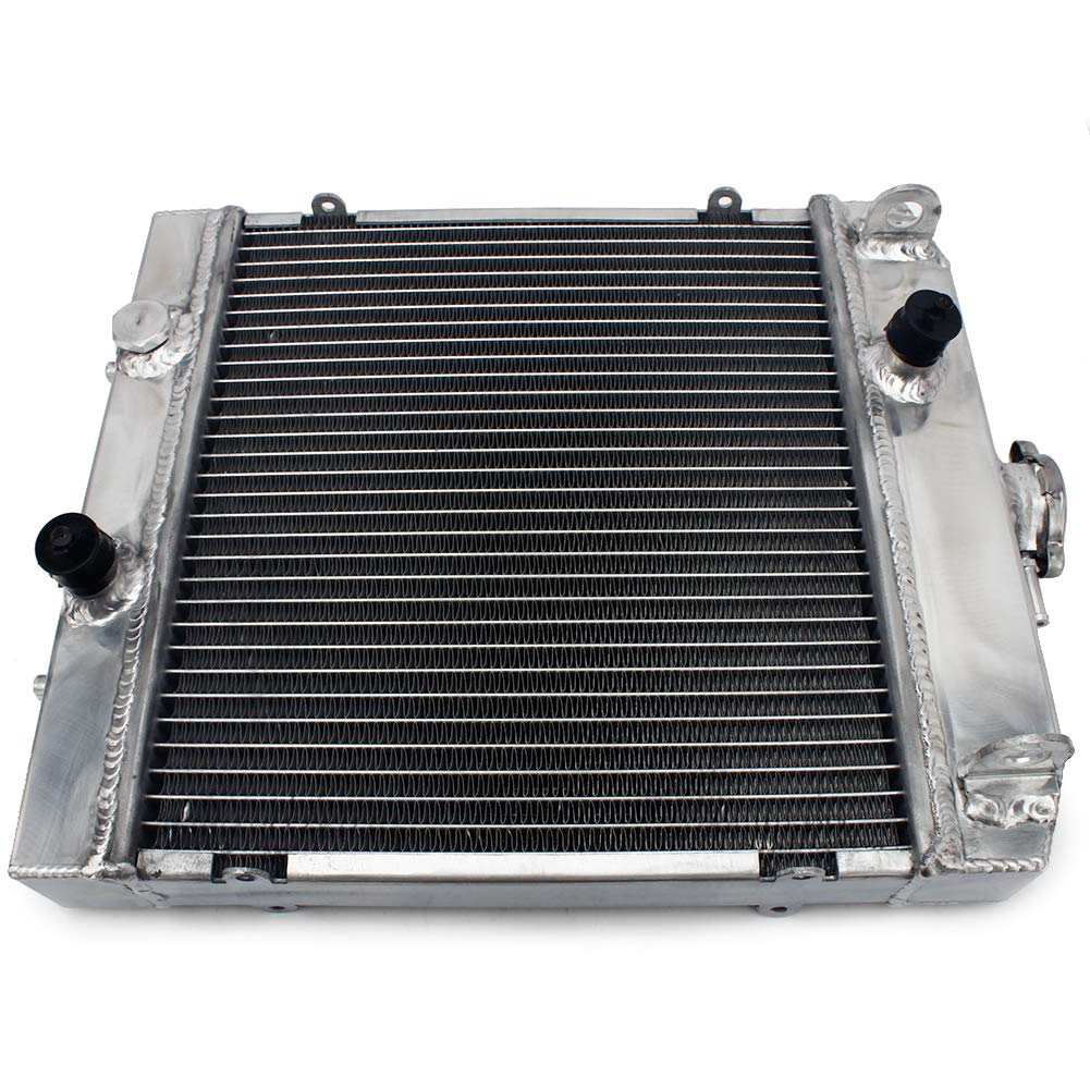TARAZON ATV Aluminum Radiator for ARCTIC CAT 500 4x4 2003-2006//550 H1 EFI 2009-2011//650 2009-2011//700 EFI 2007-2008//PROWLER 500 700 HDX 2011-2015