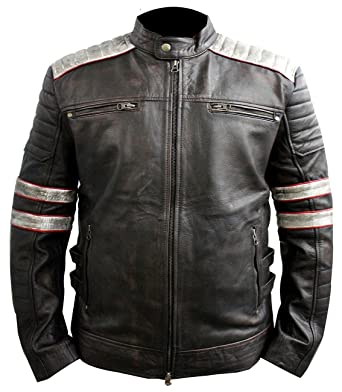 Hollywood Jacket Vintage Motorcycle Jackets For Men Vintage