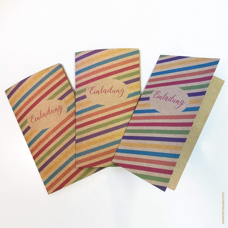Hojas de papel de estraza cart/ón kraft 280 gr//m2 Natural en alta calidad 75 Hojas, DIN A4 ideal para manualidades y DIY marr/ón gitano tarjetas boda invitaci/ón