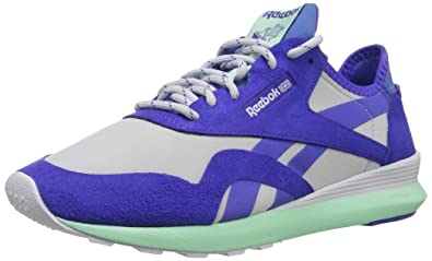 390373784a19d Image Unavailable. Image not available for. Color  Reebok Women s Classic  Nylon Walking Shoe Retro ...