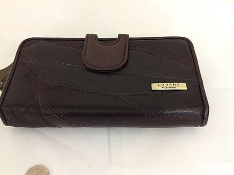 Bolso de señora Lorenz Leather Patchwork con ranuras para ...
