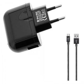 Cargador USB 2 A + cable Micro-USB Blinde 1.00 m para Amazon ...