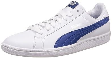 Unisex Adults Smash Buck Low-Top Sneakers Puma eLk25rdQj