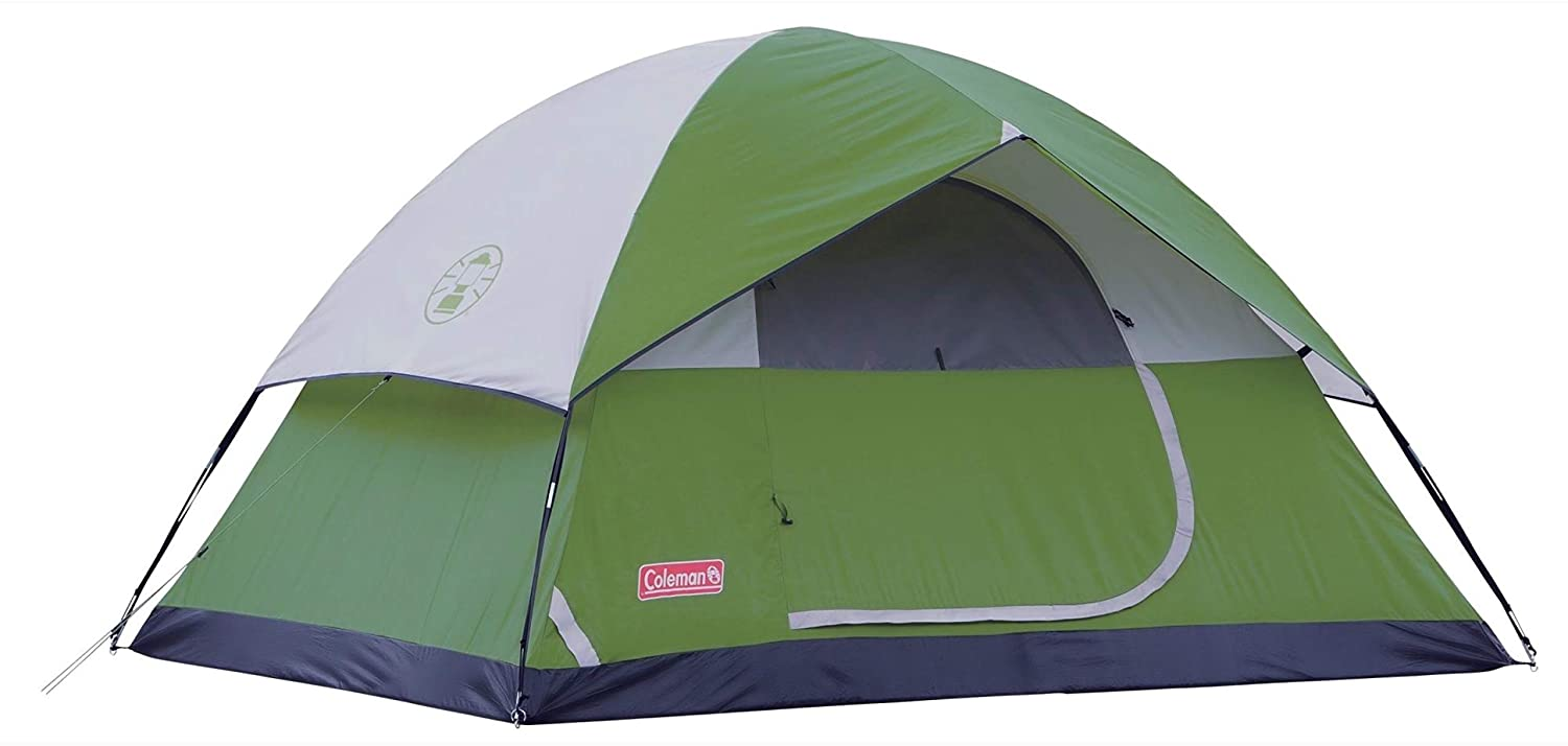 Coleman sundom 4 person camping tent image