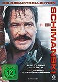 Schimanski - Die Gesamtkollektion im Schuber [9 DVDs]