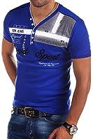 MT Styles - R-2206 - T-shirt 2 en 1 - inscription « Royal » et imprimé