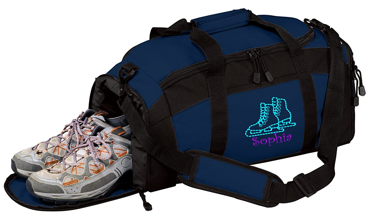 Personalized Skate Gym Sports Duffel Bag