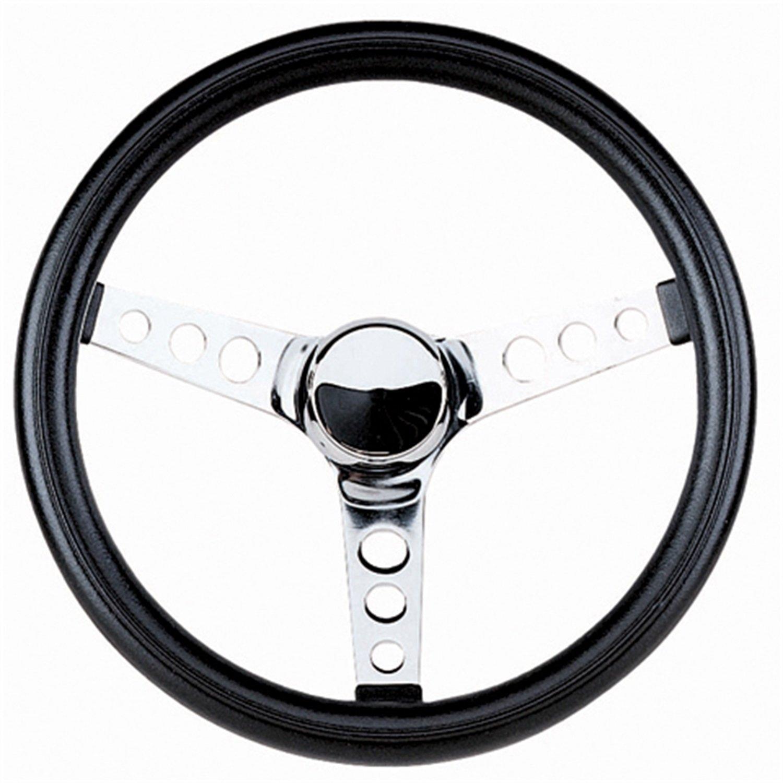 Grant 834 Wheel Blk Foam 11 1/2 KEYU1