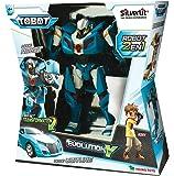 Tobot Evolution Y   Bleu