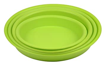 Amazon Com 7 7 Round Plant Saucer Planter Tray Pat Pallet For