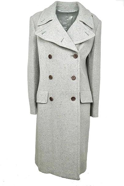cappotto donna simil lana