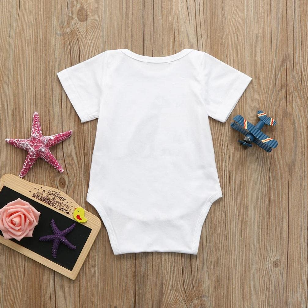 0~6 Months, Black Sixcup Baby Girls Rompers Newborn Baby Jumpsuit Clothes Kids Summer Mini Love Mama Print Playsuits Short Sleeve Outfits Playsuit 1PC Romper+1Pair Leg Warmers+1PC Headband 3PC