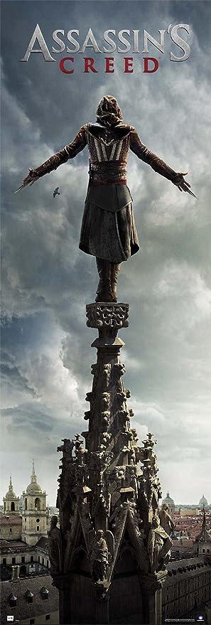 Todo para el streamer: Grupo Erik Editores Poster Puerta Assassin S Creed