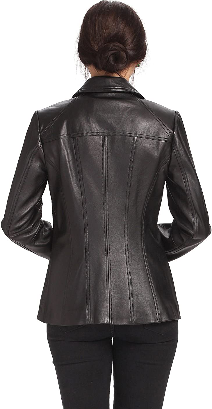 Skin2Fashion Womens Leather Jacket 200